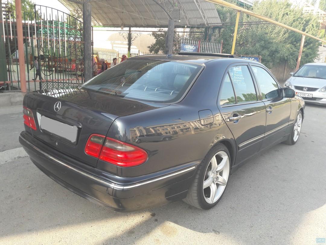 Mercedes benz 2001 6500 mercedes for Mercedes benz 6500