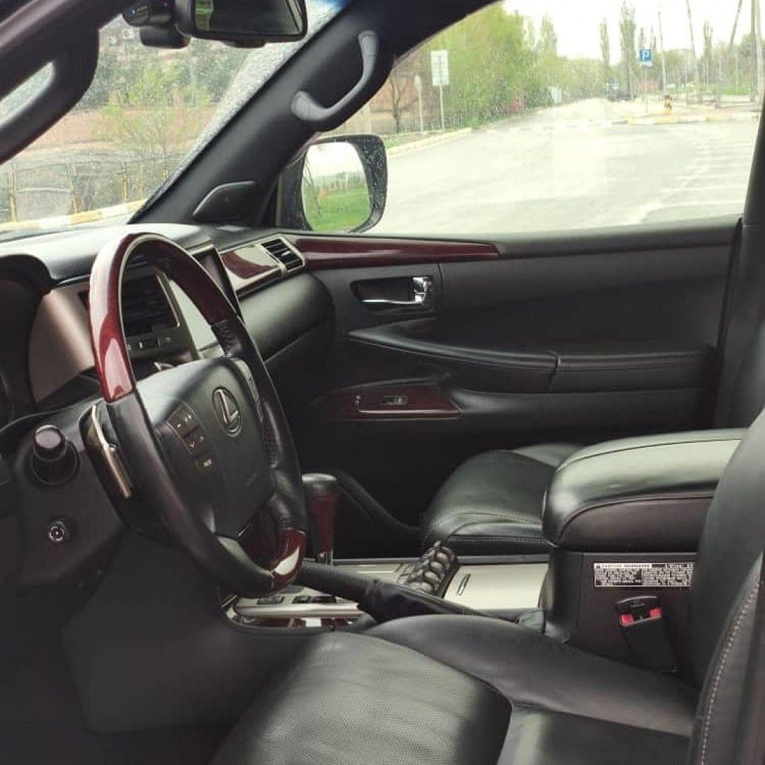 Lexus LX 3 поколение [рестайлинг] Внедорожник , 2013