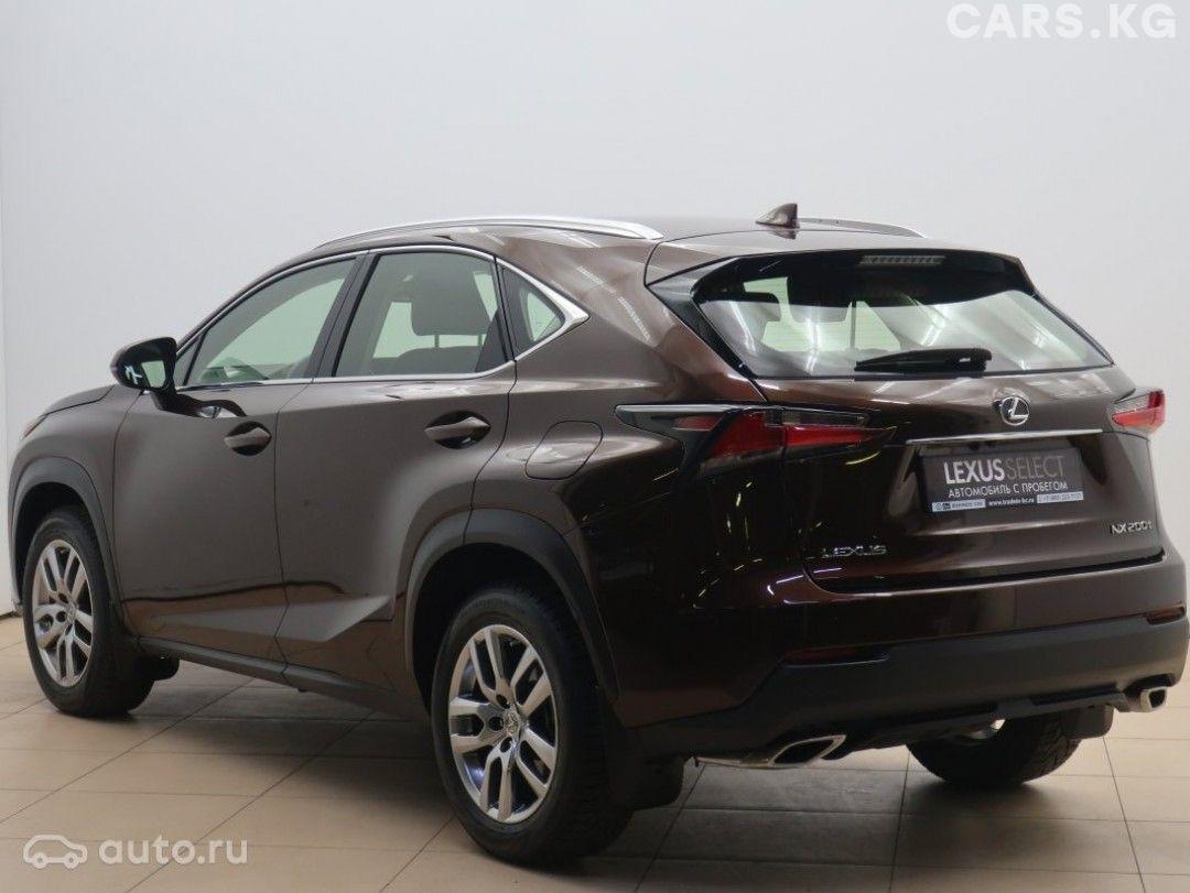 Lexus NX   обзор
