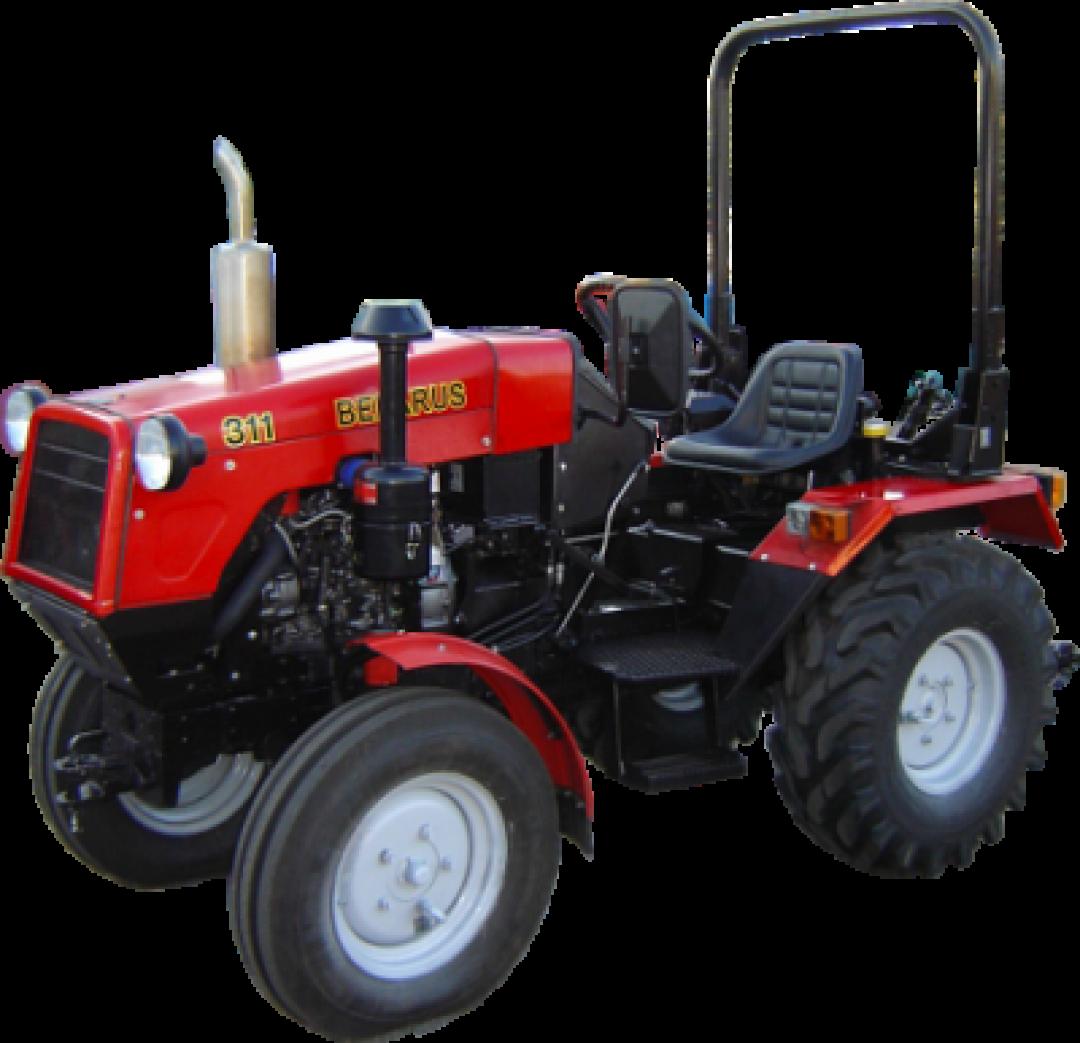 Новый мини-трактор МТЗ
