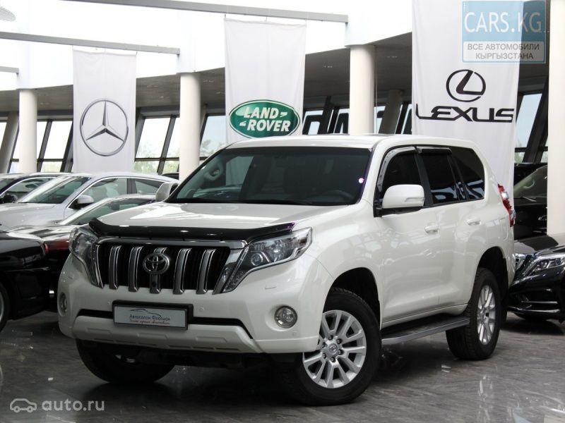 Продажа Toyota Land Cruiser Prado (Тойота Ленд Крузер ...