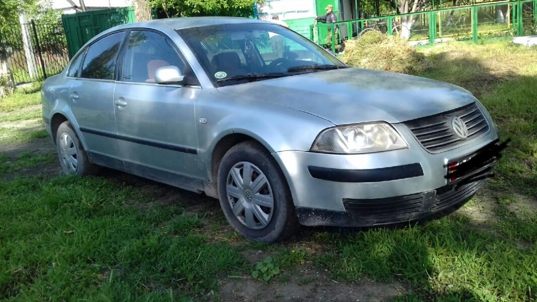 Volkswagen passat 3 запчасти
