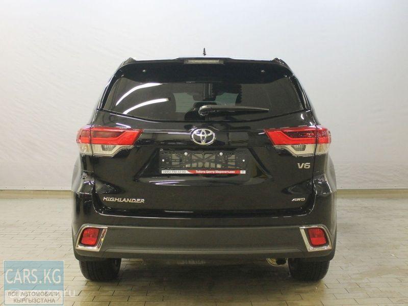 Toyota Хайлендер 2017г #8