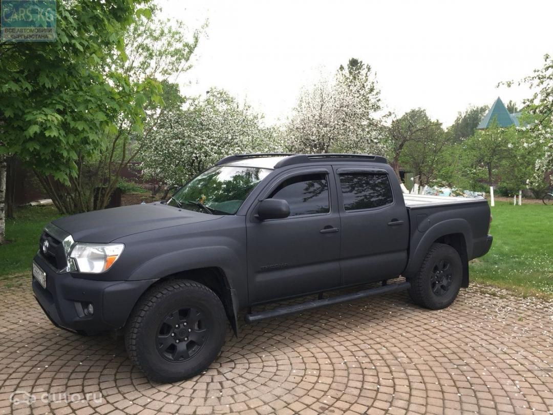Toyota Tacoma в Украине: продажа Тойота Такома, цена ...