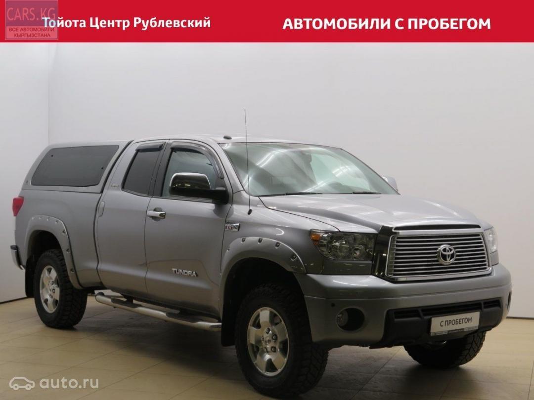 Купить Toyota Tundra в Москве, невысокие цены на Тойота ...