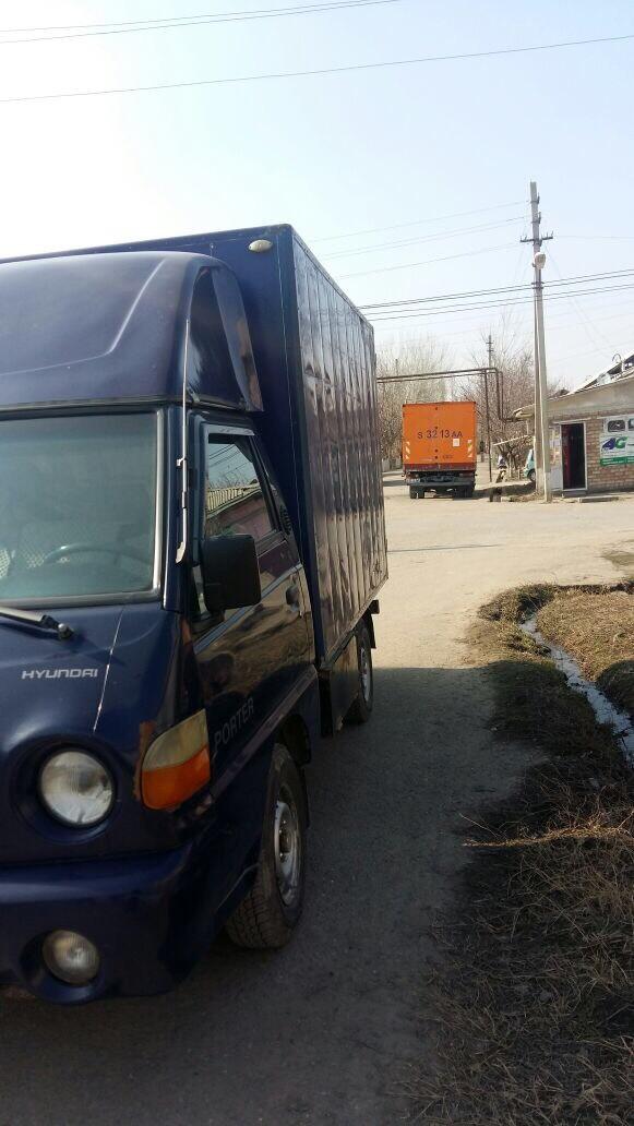 cars kg hyundai porter foto